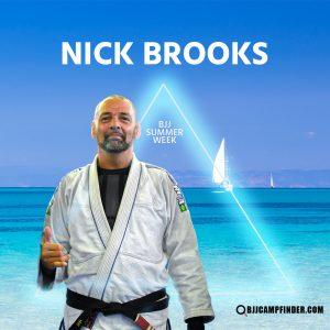 Nick Brooks Head Coach of Mill Hill HQ London