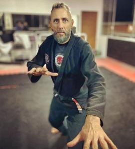 xandao barros fourth degree black belt Brazil BJJ Camp Finder